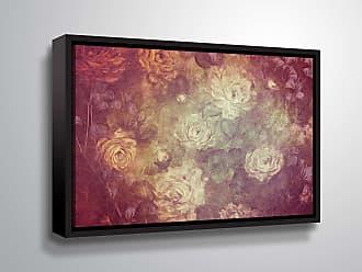 Brushstone Septembers End by Scott Medwetz Framed Canvas - 0MED882A0812F