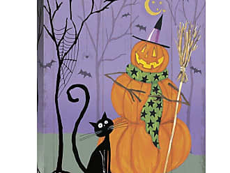 Global Gallery Happy Haunting V Wall Art - GCS-474001-2228-142