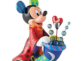 Enesco Disney by Britto Fantasia Sorcerer Mickey Mouse Figurine, 14, Multicolor