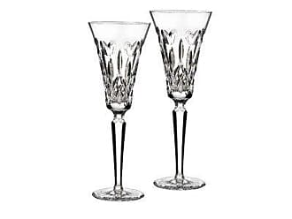 Waterford Waterford I Love Lismore Toasting Flute Pair