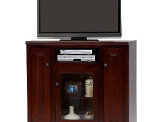 American Heartland 45.5 in. Tall Poplar TV Stand - Assorted Finishes - 95848EAM