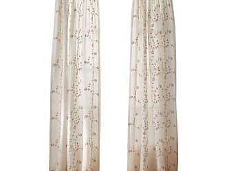 The Pioneer Woman Ravishing Rosebud Pole Top Curtain Panel Linen, Womens - 043FEDEECD34486FA6232AEB01CD2D32