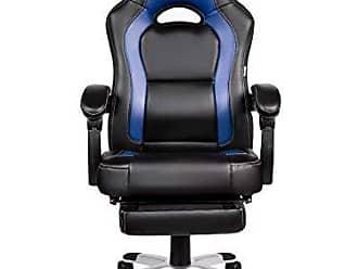 Pelegrin Cadeira Gamer Pelegrin Pel-3006 Couro Pu Preto e Azul