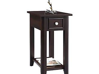 Winners Only Metro 1 Drawer Chairside Table - Espresso - AM101E