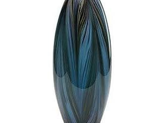 Cyan Design 02920 Peacock Feather Vase