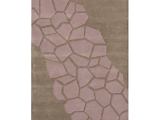Noble House Riviera RIV760 Indoor Area Rug Gray / Pink - RIV7601576