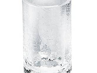 transparente y plateado InterDesign Casilla Soporte para cepillos de dientes con divisiones para lavabo vaso de cristal y pl/ástico porta cepillos