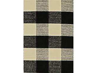 Dynamic Rugs Royal Black/Ivory Rug - 2 x 4 (2 x 4 - Black)