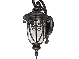 Elegant Lighting LDOD2502 28 Tall Integrated LED Outdoor Wall Sconce
