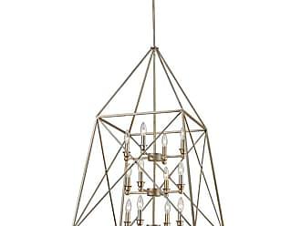 Z-Lite 447-12 Tressle 12 Light 24 Wide Chandelier Bronze Gold Indoor