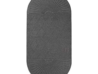 Guardian Floor Protection EcoGuard Diamond Double Fan Indoor Door Mat, Size: 3 x 6 ft. - EGDDF030804