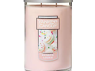 Yankee Candle Company Large 2-Wick Tumbler Candle, Rainbow Cookie