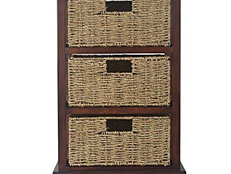 Decor Therapy FR6339 Chest, Cherry