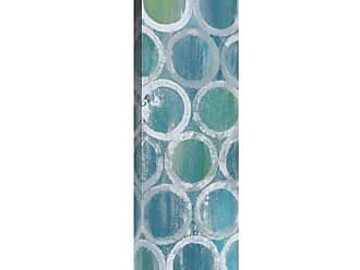 Global Gallery Stack of Tubes Blue II Canvas Wall Art - GCS-468556-1236-142