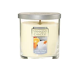 Yankee Candle Company Small Tumbler Candle, Juicy Citrus & Sea Salt