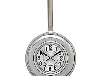 Espressione Relógio de Parede Bistrô Frigideira 42 cm