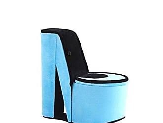 Ore International ORE International HBB1834 High Heel Shoe Hidden Jewelry Box, Turquoise
