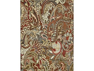 Room Envy Rugs Atwood Indoor Rug - Crimson/Multi - 568R3245CRSMLTE10