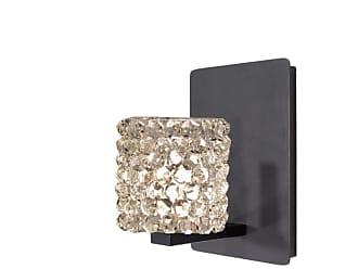 WAC Lighting WS58LED-G539 Mini Haven Crystal Bead Shade Integral
