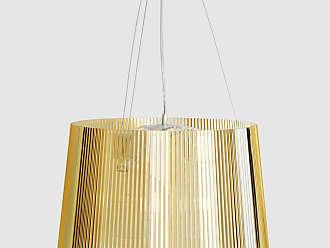 Lampade da soffitto modello di luigi bandini buti per kartell