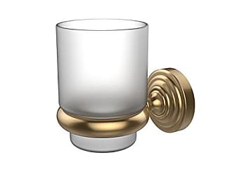 Avondale Allied Brass WP-66-BBR Waverly Place Collection Wall Mounted Tumbler Holder, Brushed Bronze