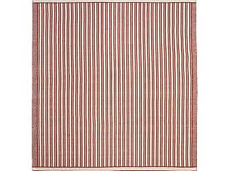 Belham Living Eden Cape Stripe Outdoor Rug Red, Size: 8 x 10 ft. - ME-118 L (RED)