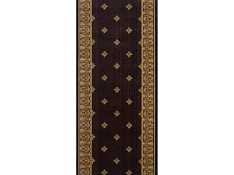 Rivington Rugs Rivington Rug Higgins Runner - Espresso - HIGGR-23165-2 FT. 2 IN. X 10 FT