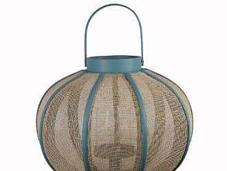 Privilege International 88089 Wooden Lantern