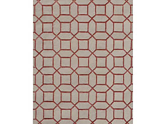 Noble House Indigo IND500 Indoor Area Rug Cream / Green, Size: 8 x 11 ft. - IND5003811