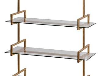 Uttermost Auley Gold Wall Shelf