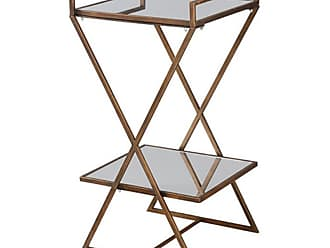 StyleCraft Roxie Rose Two Tier End Table - AF17769DS