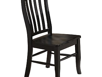 Winners Only Quails Run Slat Back Dining Side Chair - Set of 2 - WIN249-1