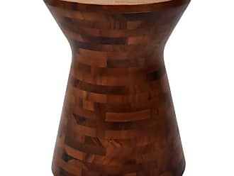 222 Fifth Outdoor 222 Fifth Domingo Round Accent Table - 7083BR013A1P19