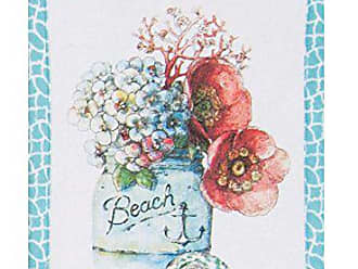 Kay Dee Designs Beach House Inspirations Floral Potholder