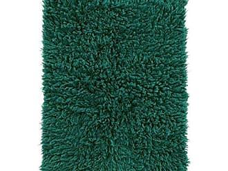 Linon Linon New FLOKATI Emerald 5X8 5 x 8 Green