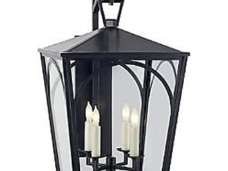 Visual Comfort Darlana Arc Outdoor Wall Bracket Lantern