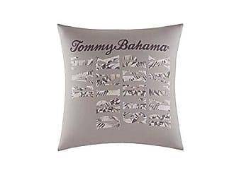 Revman International Tommy Bahama Sandy Coast Throw Pillow 18x18 Beige