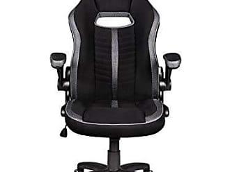Pelegrin Cadeira Gamer Pelegrin Pel-3011 Couro Pu Preta e Cinza