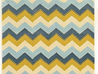 Linon Linon Trio Natural Fiber Rugs, 8 x 10, Blue