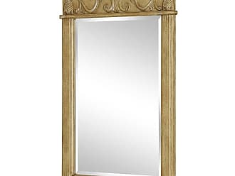 Elegant Furniture & Lighting Danville Rectangular Vanity Mirror - 25W x 36H in. - VM-1002