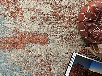 Simons Maison Colourful abstract rug