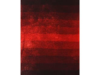 Noble House Jewel Area Rug - Black/Red, Size: 8 x 10 ft. - JEWE4402811