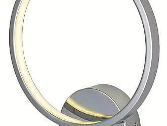 ET2 Contemporary Lighting Hoops LED Wall Sconce in Polished Chrome