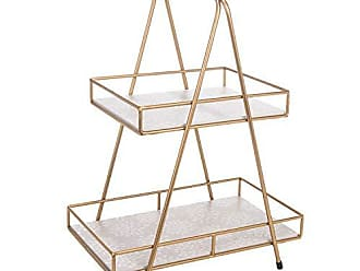 Foreside Home And Garden 2-Tier Tray