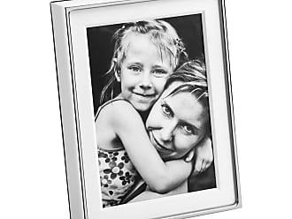 Georg Jensen Deco Picture Frame In Stainless Steel Mirror Finish By Georg Jensen