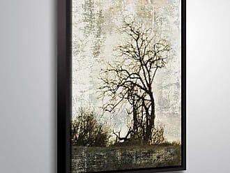 Brushstone In Silence X Wall Art Framed - 6ARY071A0810F