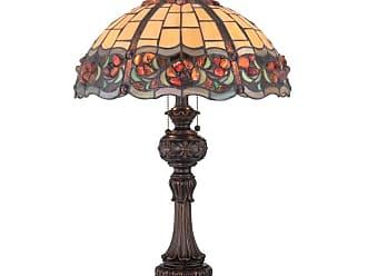 Lite Source Inc. C41341 Deana 2 Light Table Lamp Dark Bronze Lamps