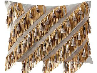 Dian Austin Couture Home Glitz Fancy Fringe Pillow