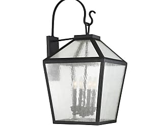Savoy House 5-102 Woodstock 4 Light 31 Tall Outdoor Wall Sconce with