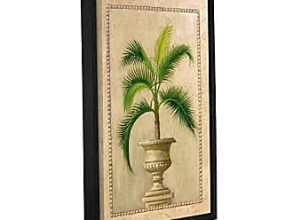 Brushstone Welby Key West Palm I Removable Wall Art Mural, 24X36